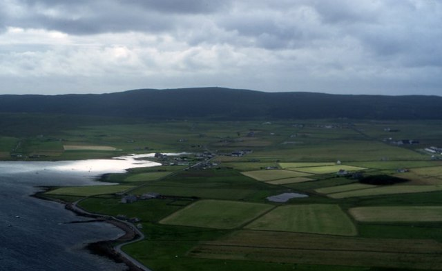 File:Baltasound from the air - geograph.org.uk - 342339.jpg
