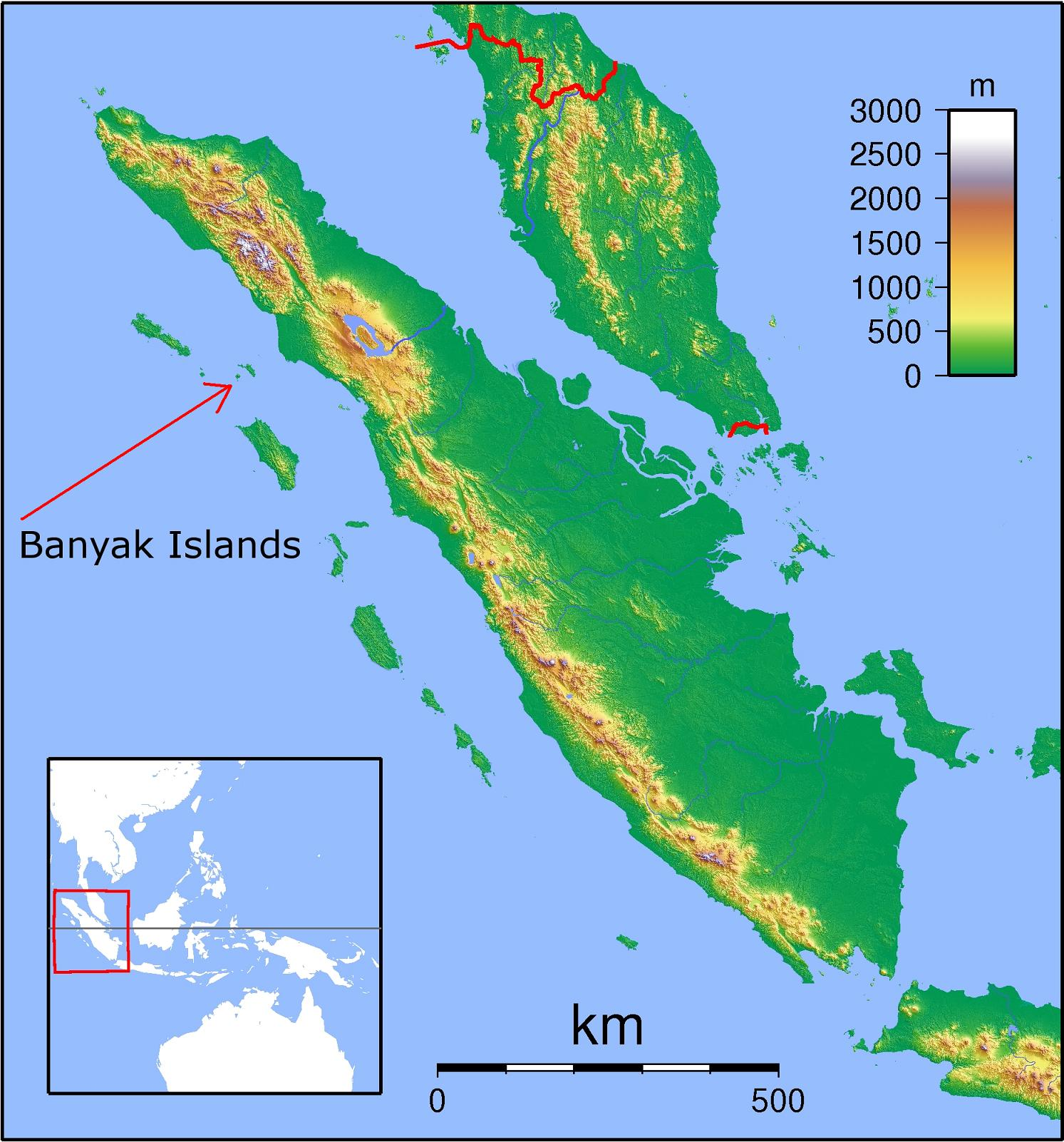 Banyak Islands Wikipedia