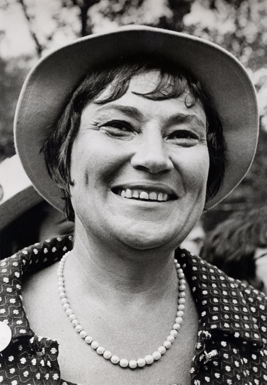 Portrait of Bella Abzug