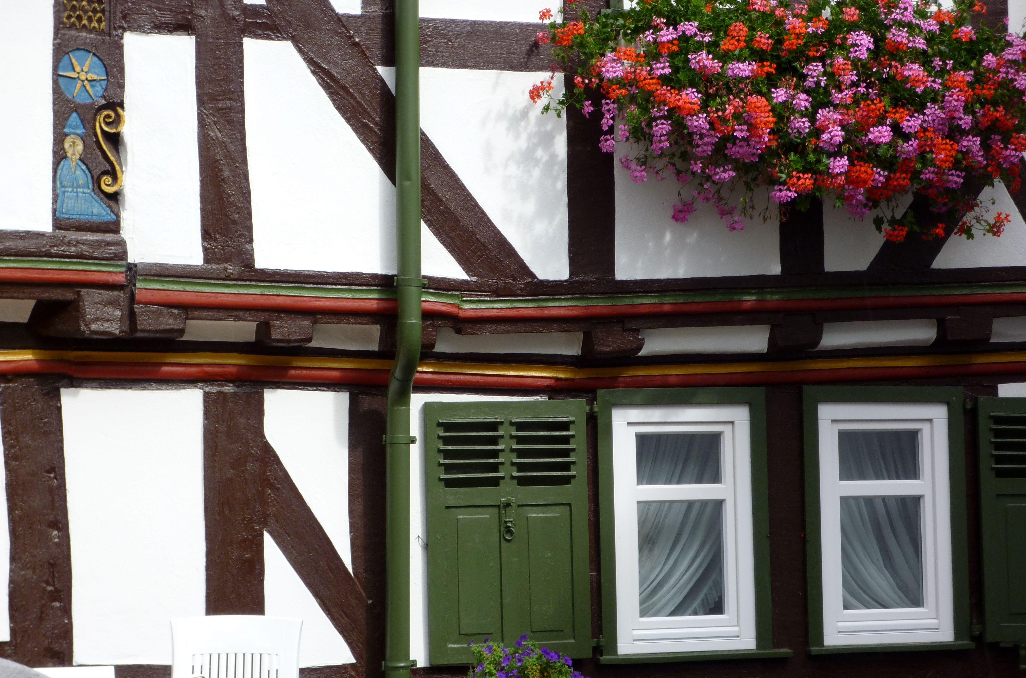 Fenster Fachwerkhaus file braunfels fachwerkhaus blumen fenster türe jpg wikimedia