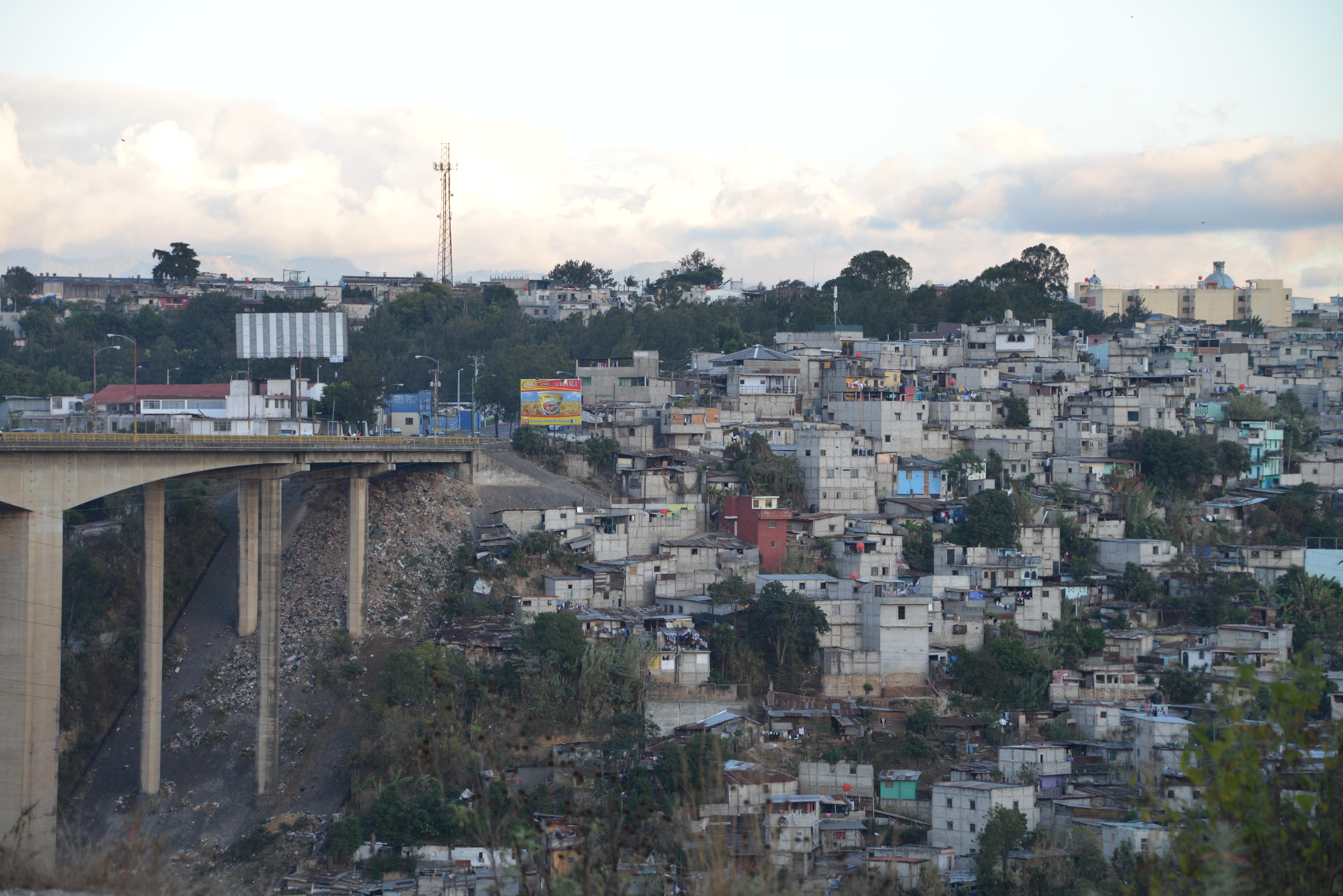 Guatemala City Guatemala  city images : Bridge, Guatemala City Wikimedia Commons
