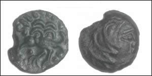 Bronze Celtic Coin (Senones - Gallia) DT.2633.jpg