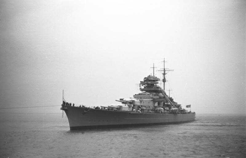 Песня: «Sink The Bismarck». Исполнитель: Johnny Horton