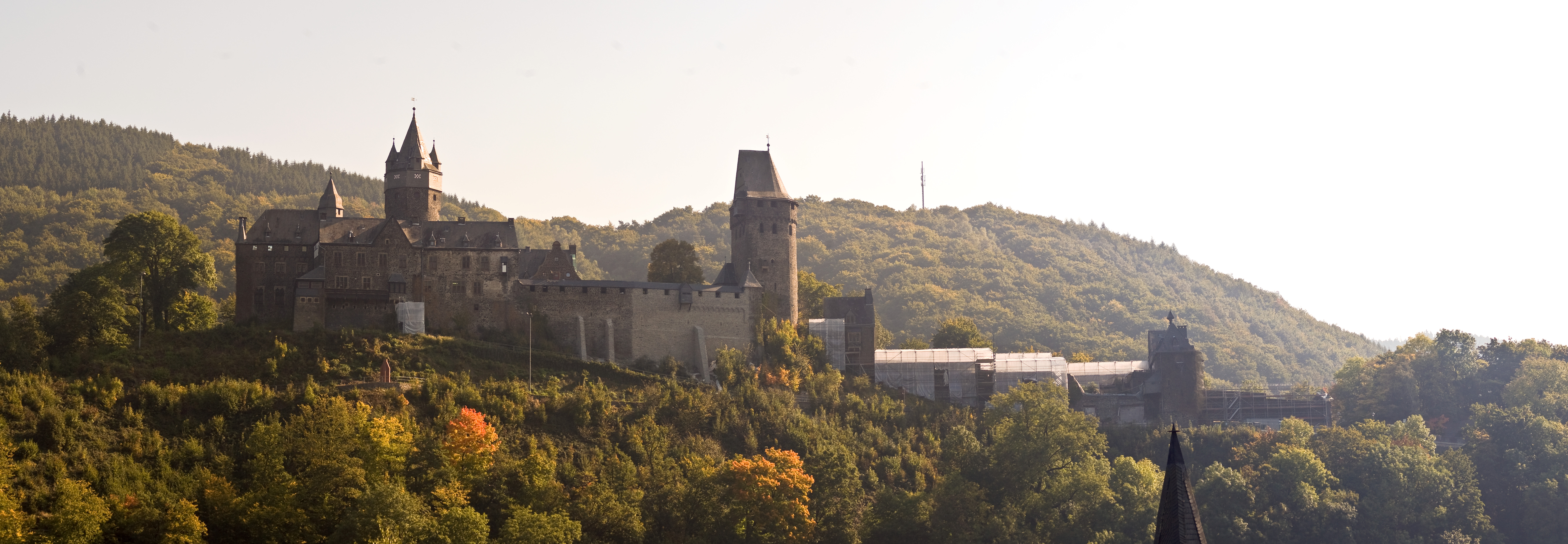View of Altena Castle in September 2008