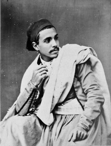 Algerian Traditional Clothing Men