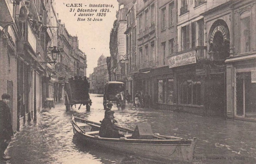 File caen ruesaintjean wikimedia commons - Rue saint laurent caen ...