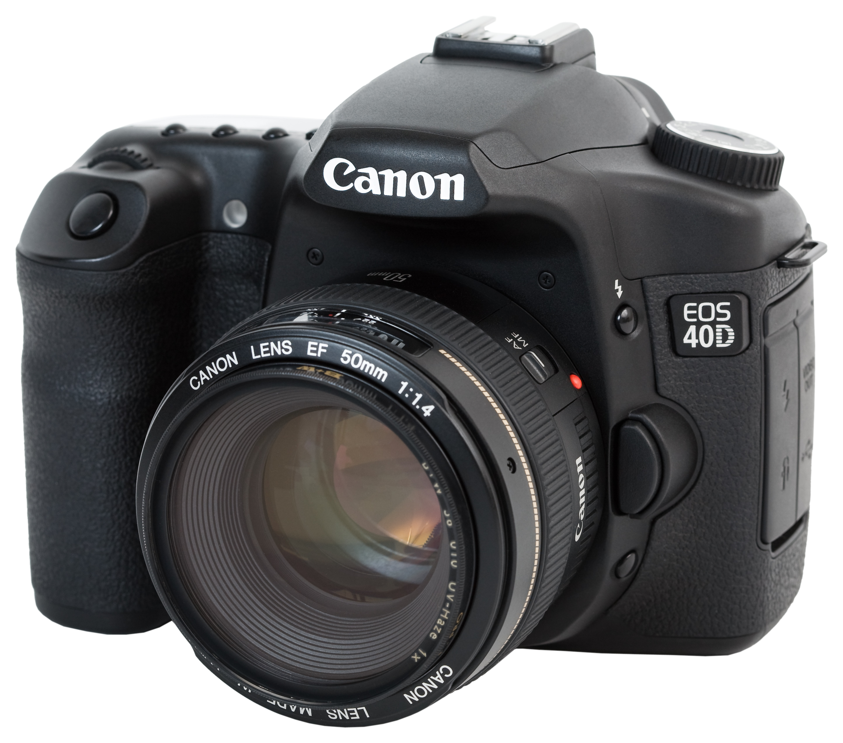 File:Canon EOS 40D with EF 50mm f1.4 USM.jpg - Wikimedia Commons Canon