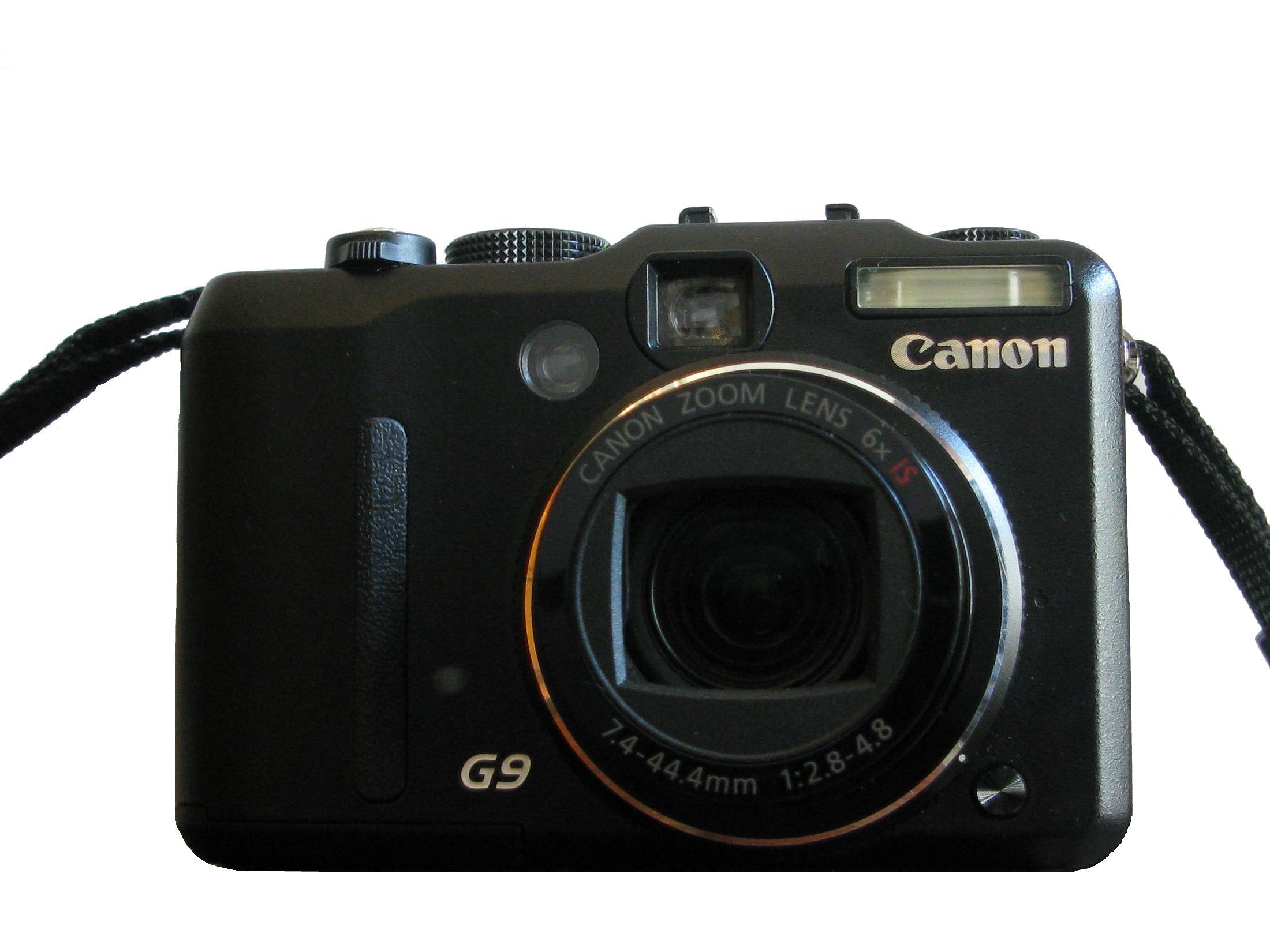Canon G9 Software