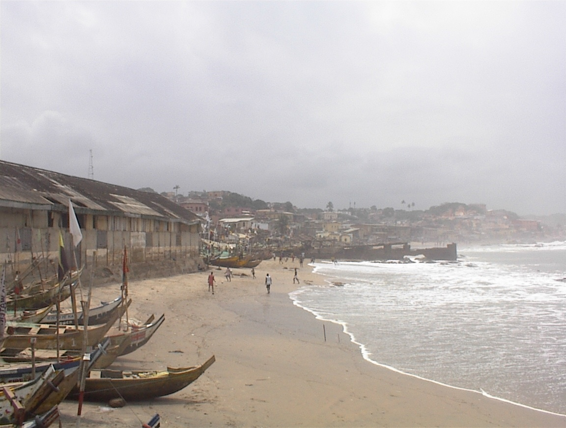 Cape Coast Ghana  City pictures : This licensing tag was added to this file as part of the GFDL ...