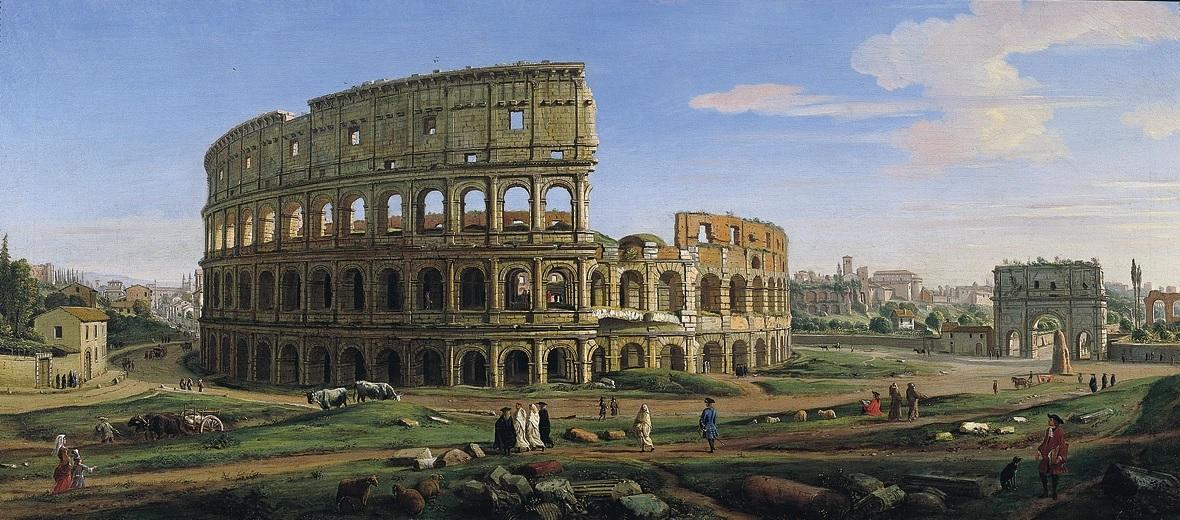 Каспар ван Виттель - Вид на Колизей.jpg