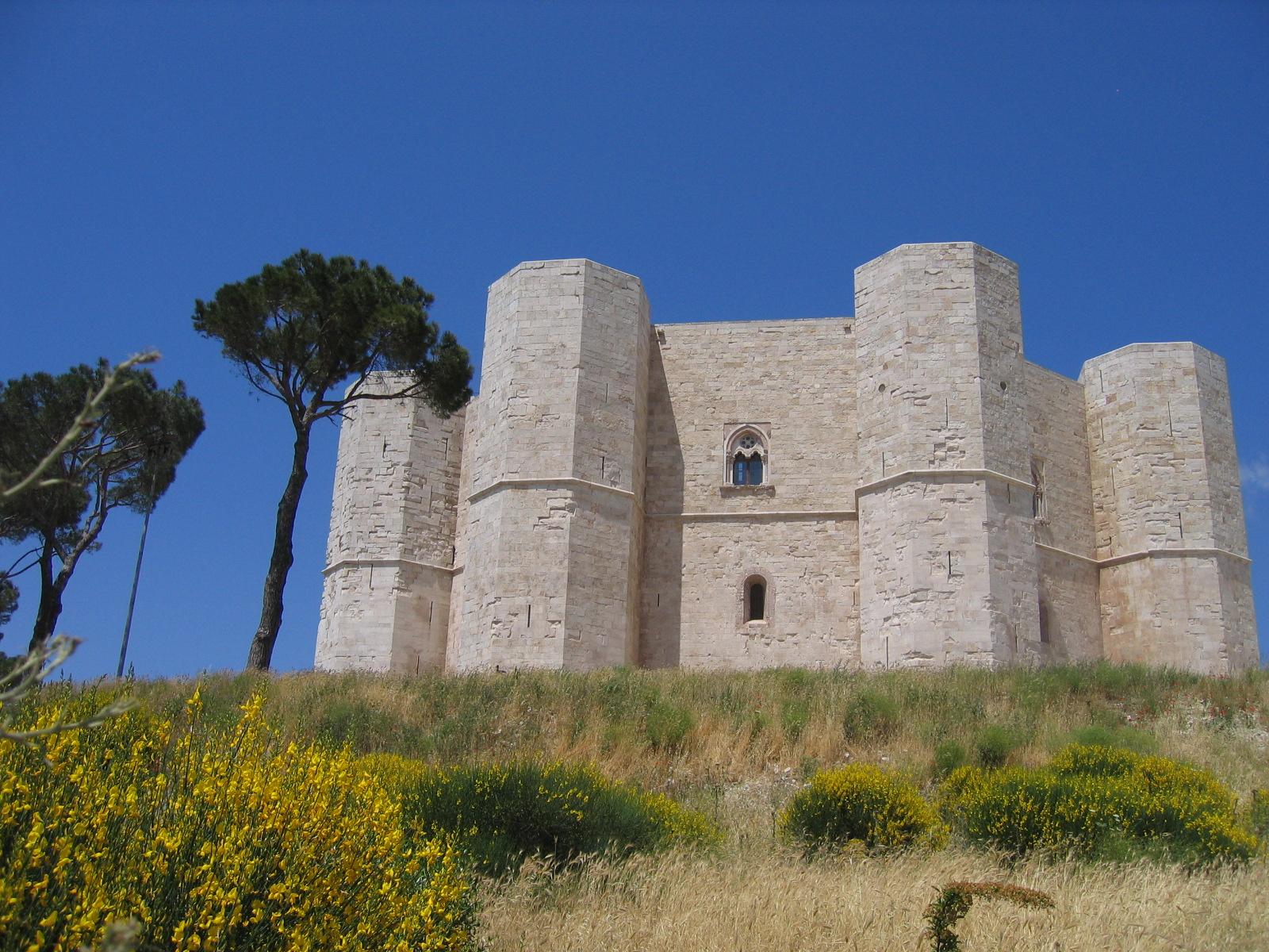castel del monte - photo #39