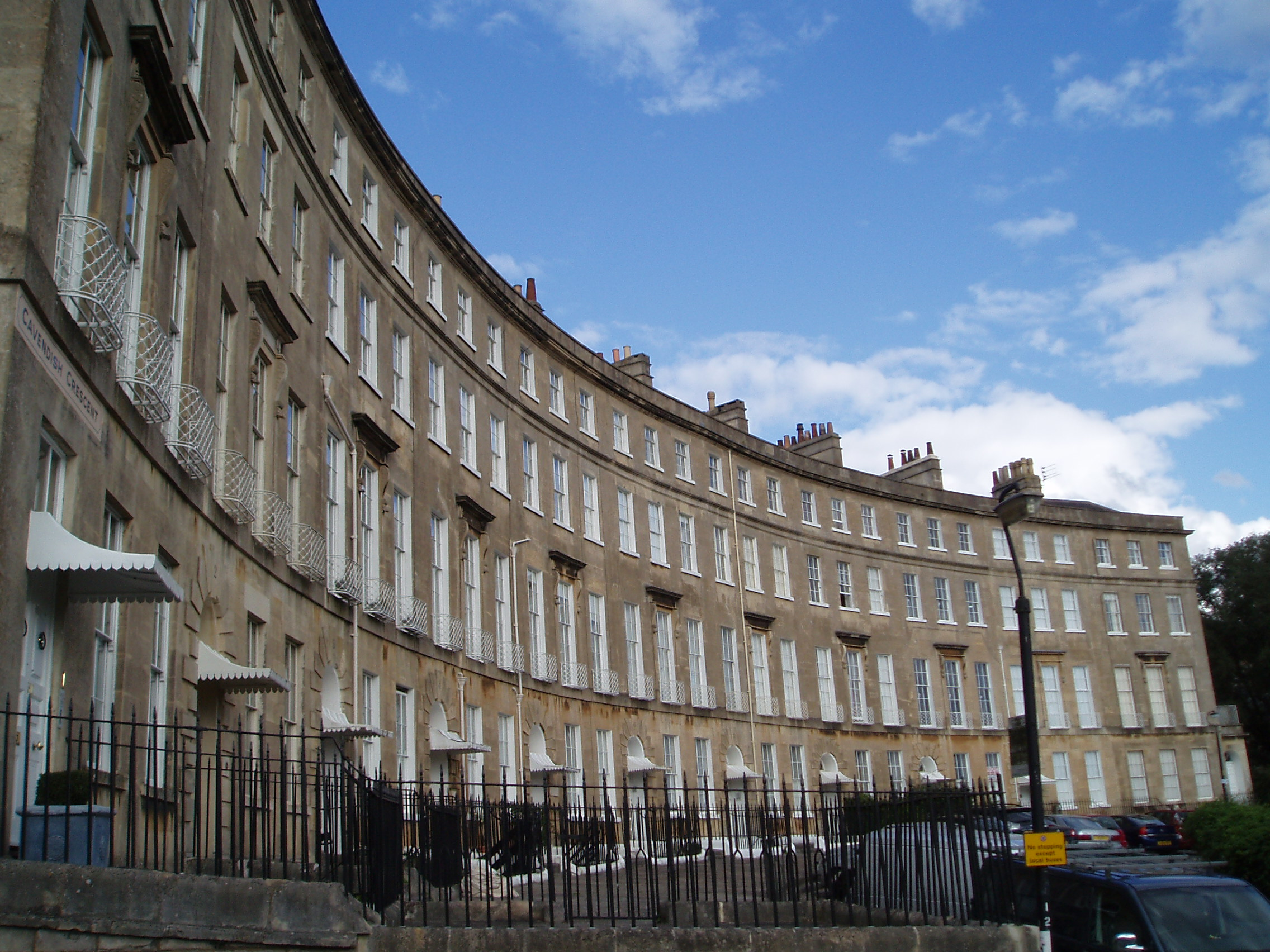 Bath Images cavendish crescent, bath | mapio
