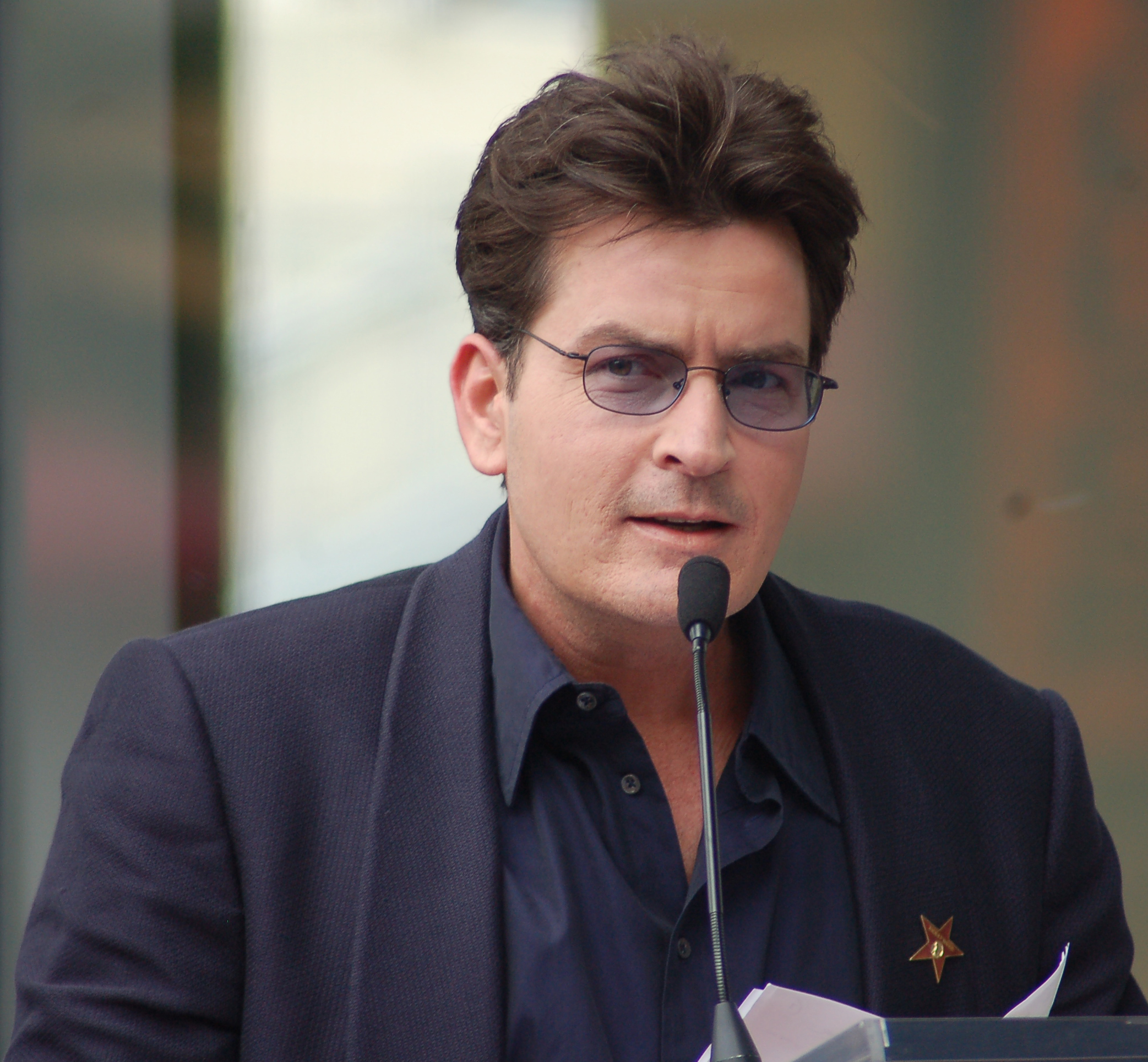 Charlie Sheen Intern Tweet Draws 74,040 Applications, Sets Twitter Record