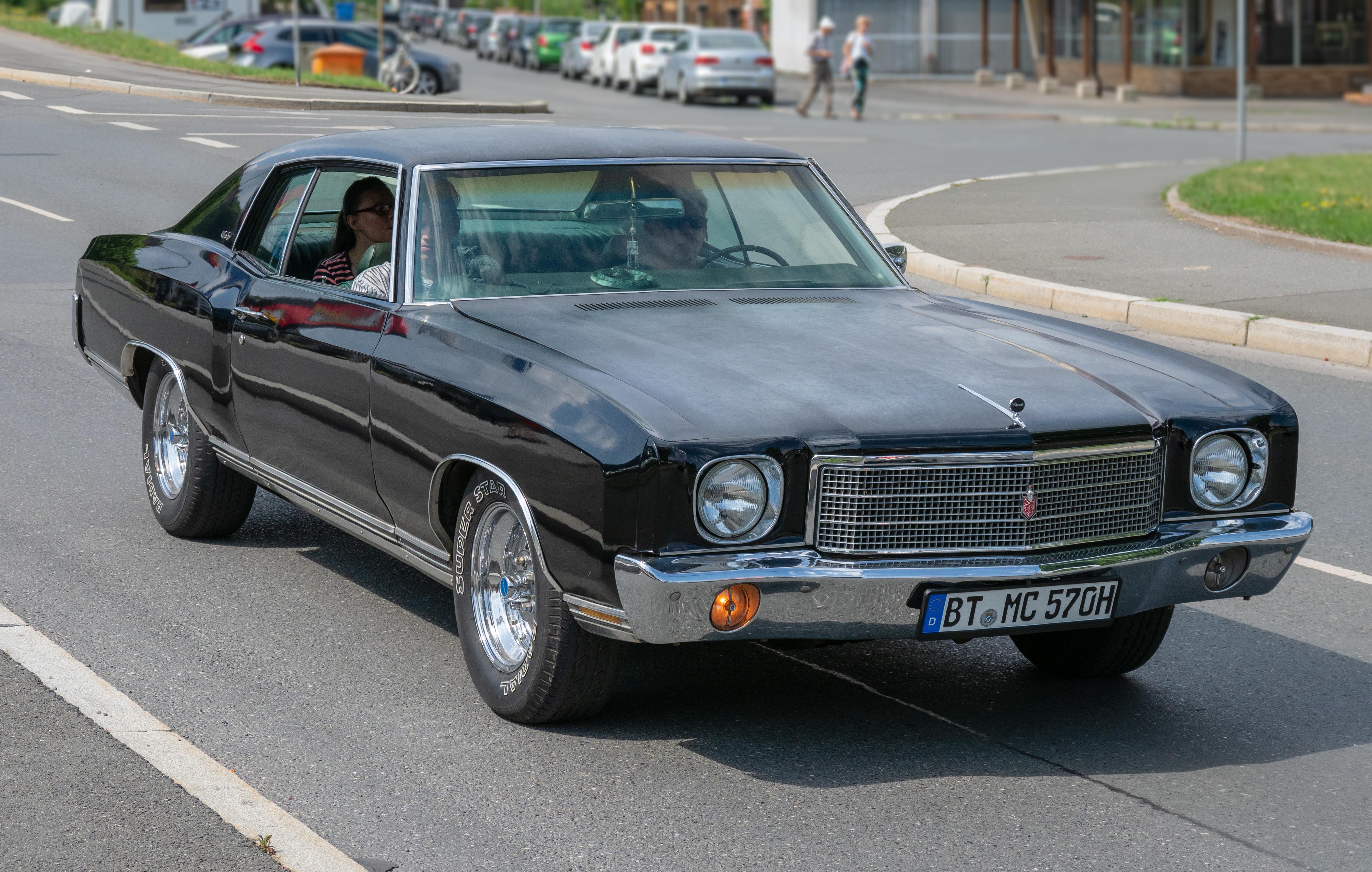 File Chevrolet Monte Carlo 1970 P6170033 Jpg Wikipedia