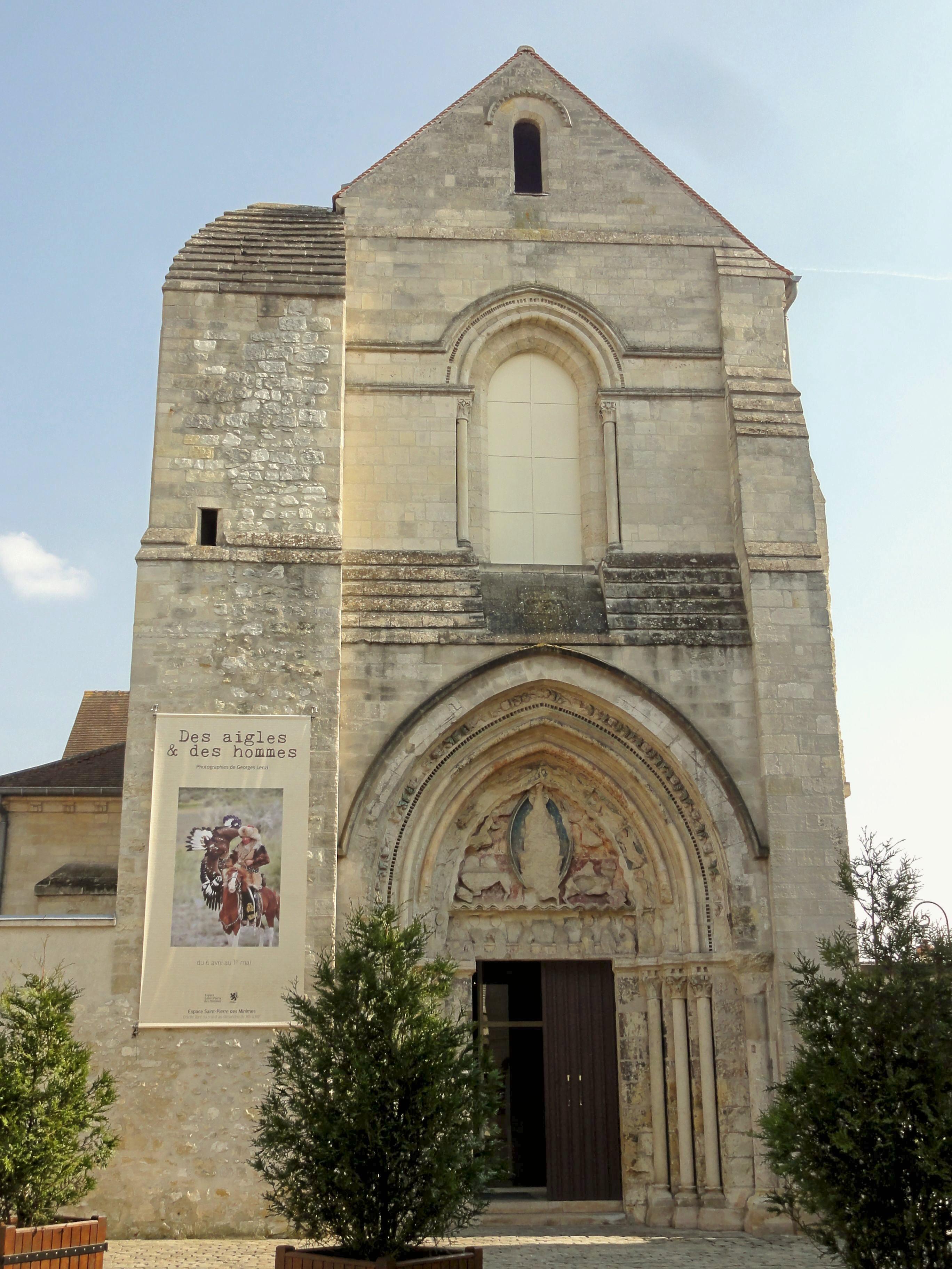 File:Compiègne (60), église Saint-Pierre Des Minimes