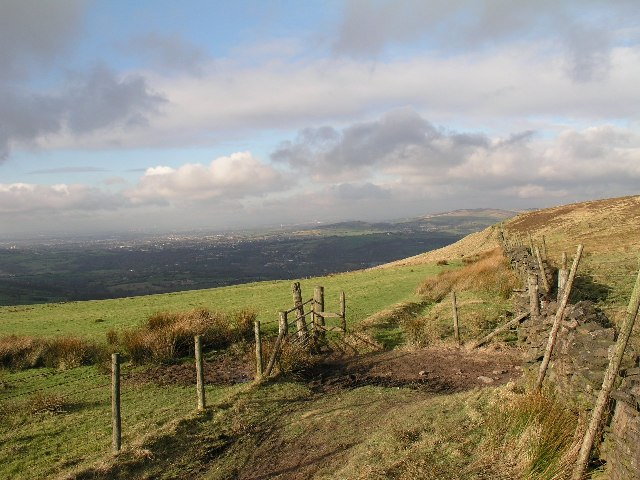 Cown Edge - geograph.org.uk - 21842