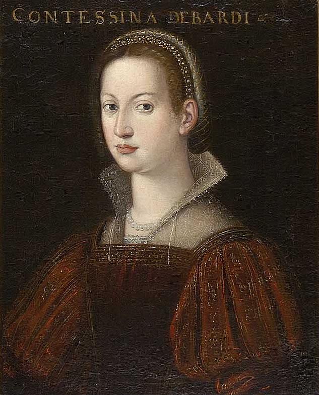 dell'Altissimo Cristofano (attr.), Contessina de 'Bardi.jpg