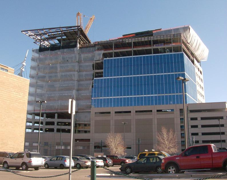 File:DaVita headquarters construction JPG - Wikimedia Commons
