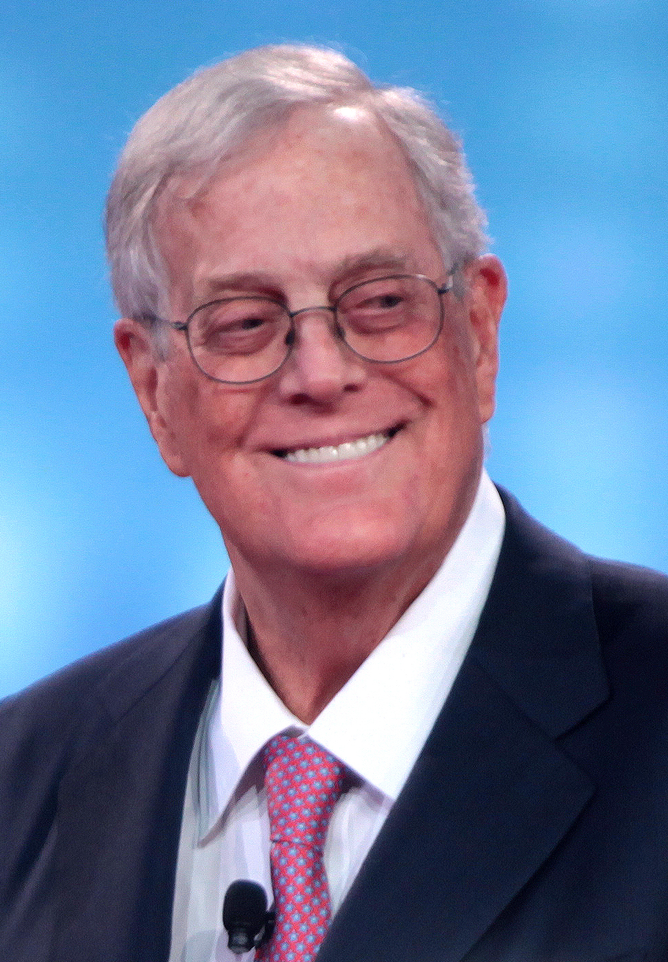 David koch wikipedia for Koch industries