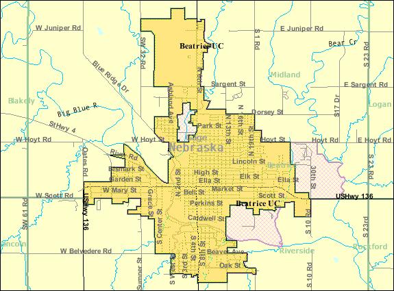 map of beatrice nebraska File Detailed Map Of Beatrice Nebraska Png Wikimedia Commons map of beatrice nebraska