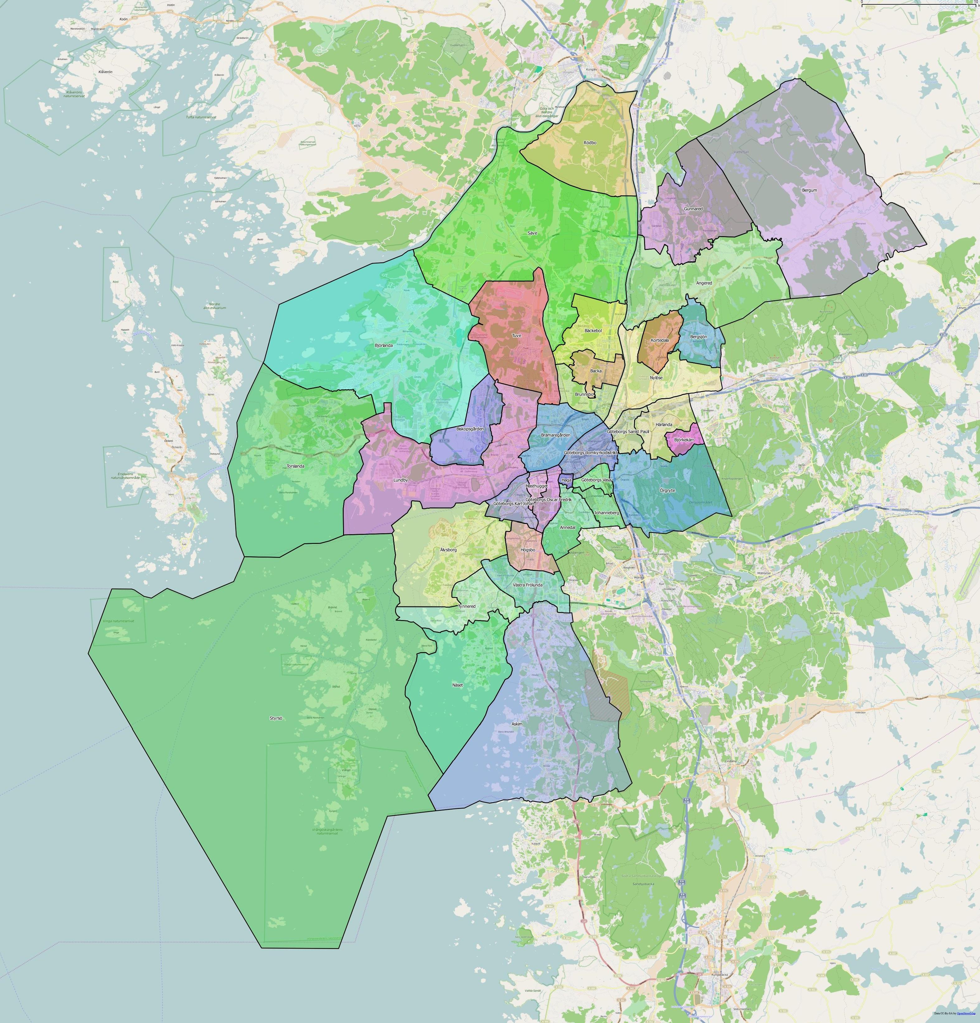 Biskopsgardens Distrikt Wikipedia