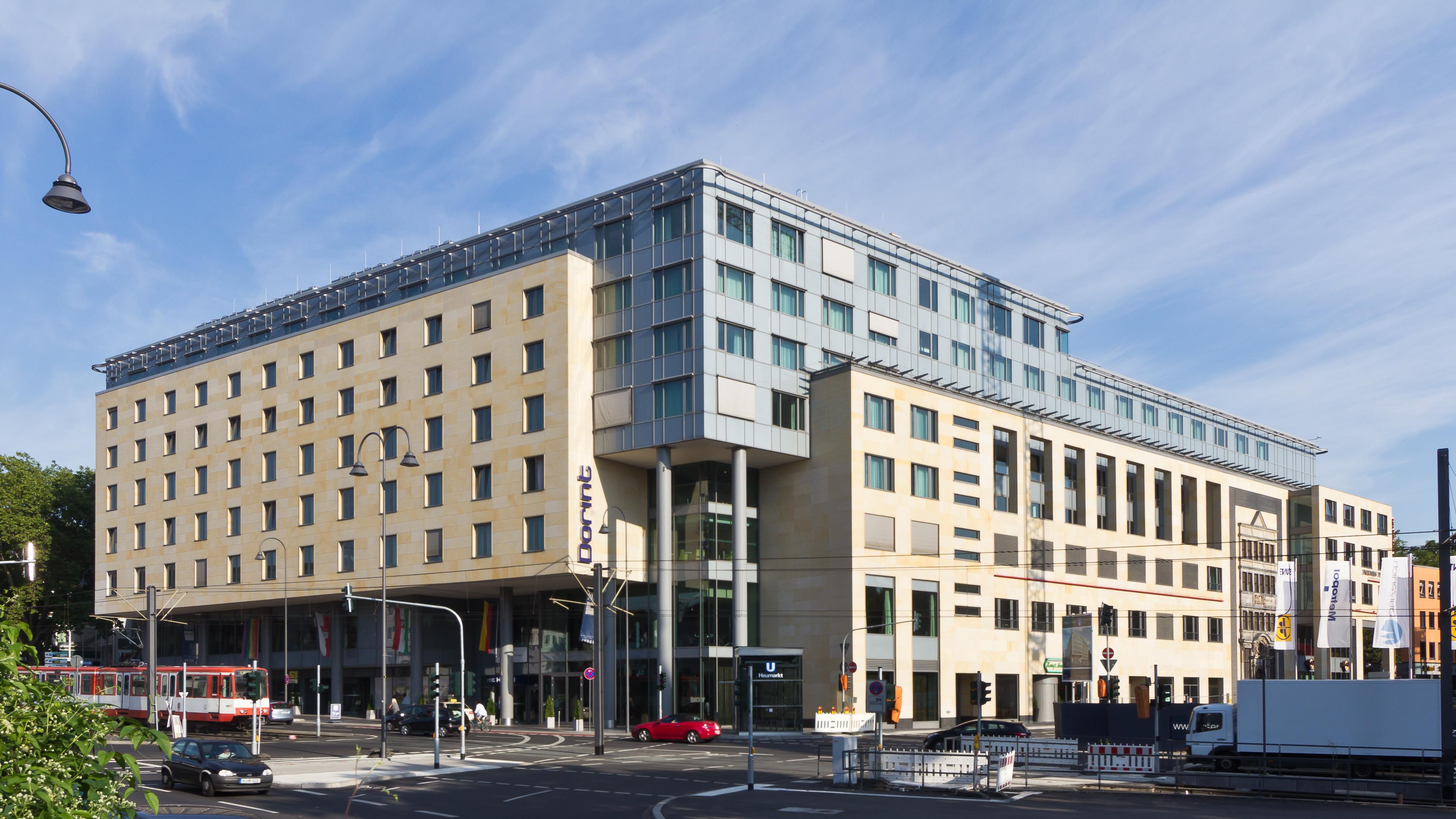 Dorint Hotel Koln An Der Mebe