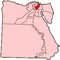 シャルキーアの県域