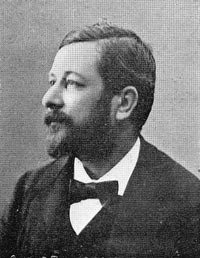 Félix Tisserand French astronomer