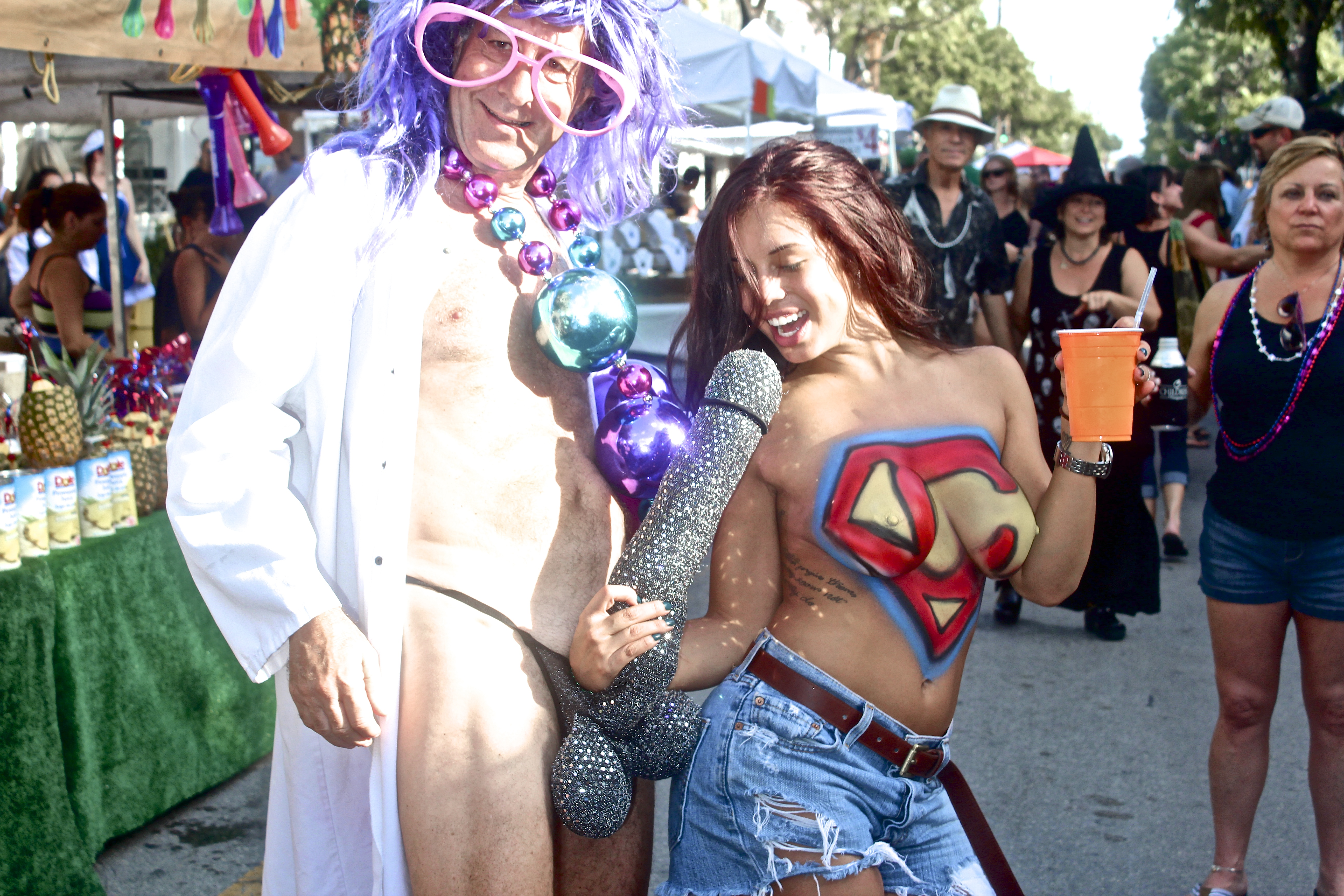 Fantasy fest pussy photos nsfw pictures