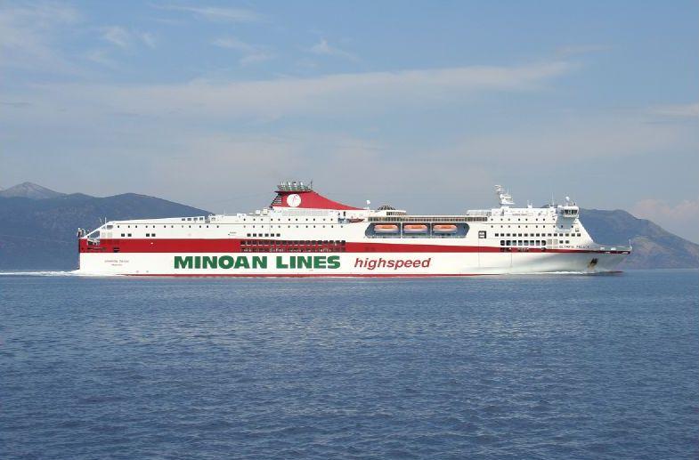 Fast Ferry To Waiheke Island