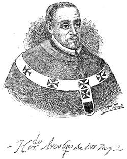 Hernando de Arias y Ugarte Colombian magistrate and bishop (1561-1638)