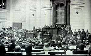 First All-Russian Congress of Soviets of Workers and Soldiers Deputies