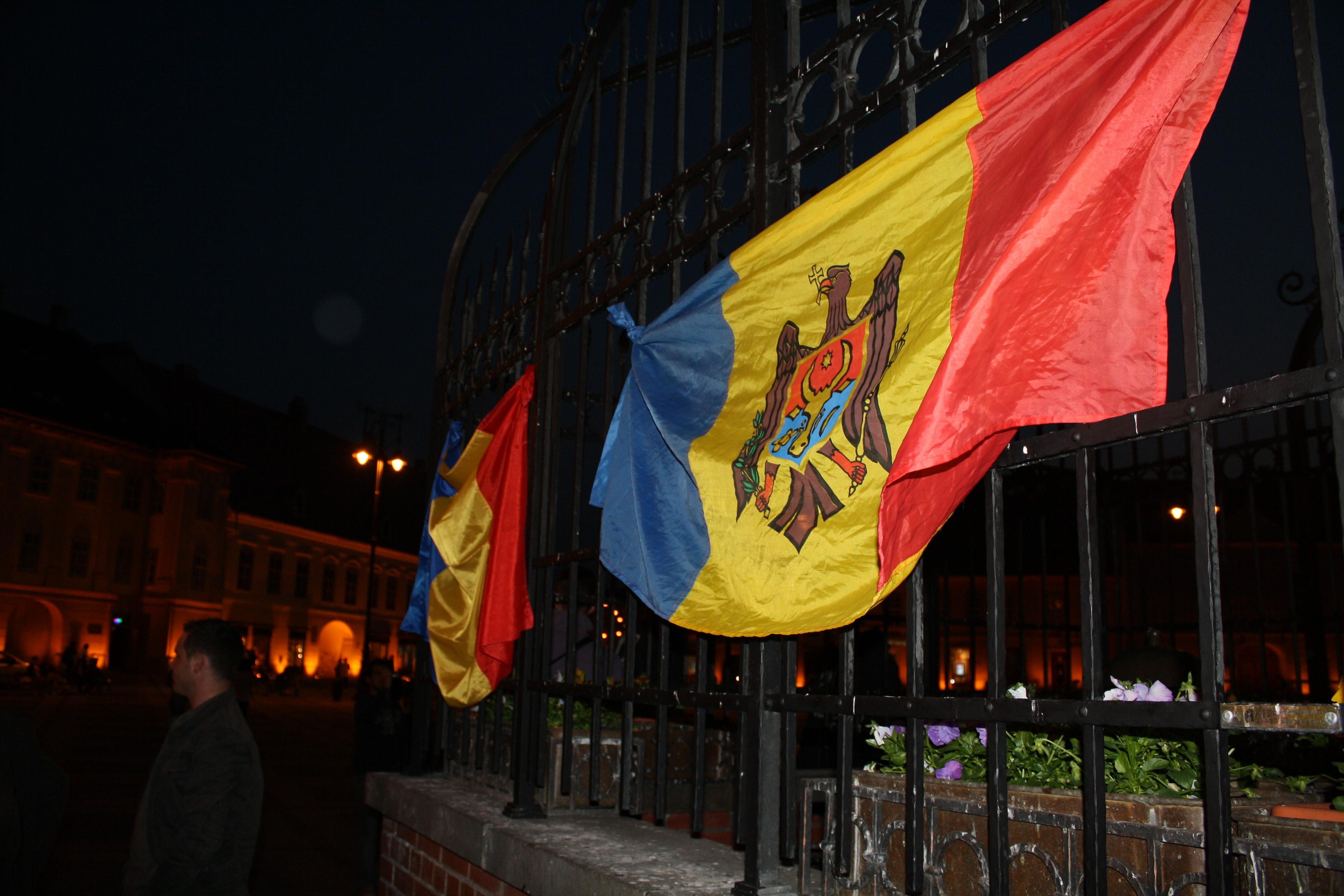 Moldavia, la crisi-lampo