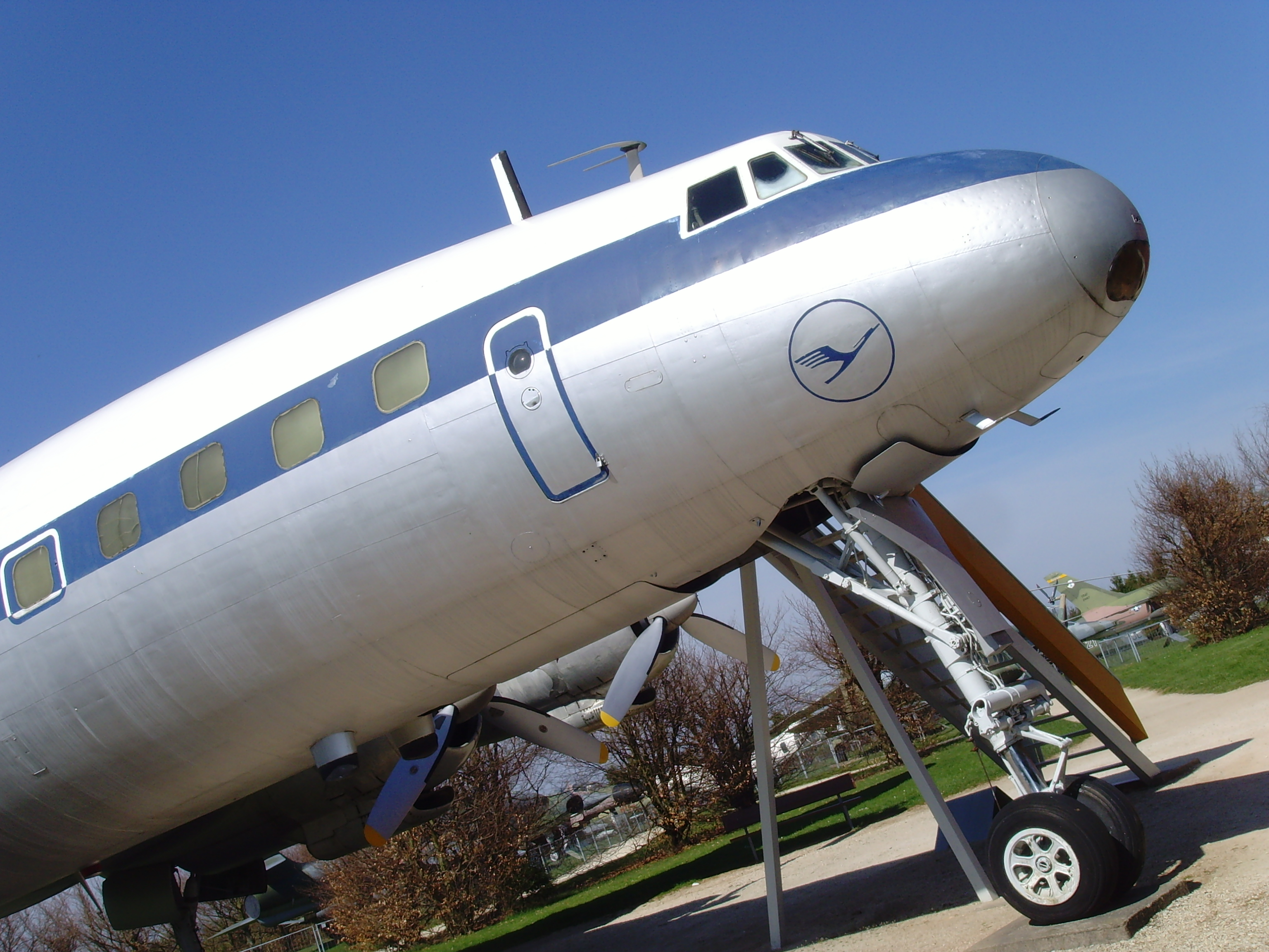 File:Flugausstellung Hermeskeil Lockheed L-1049 G Super Constellation - 5 -  Flickr -