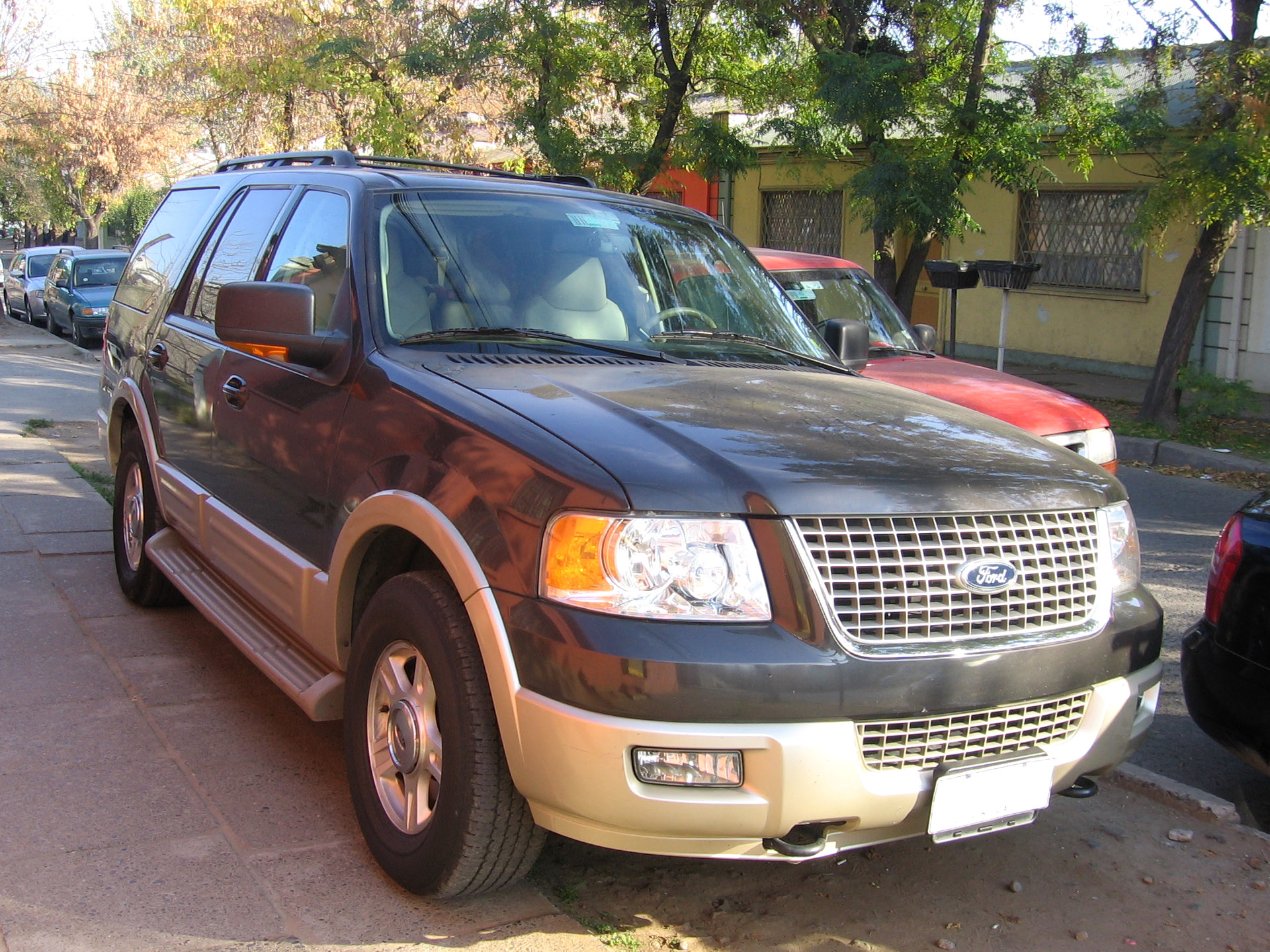 Ford expedition has what tranny