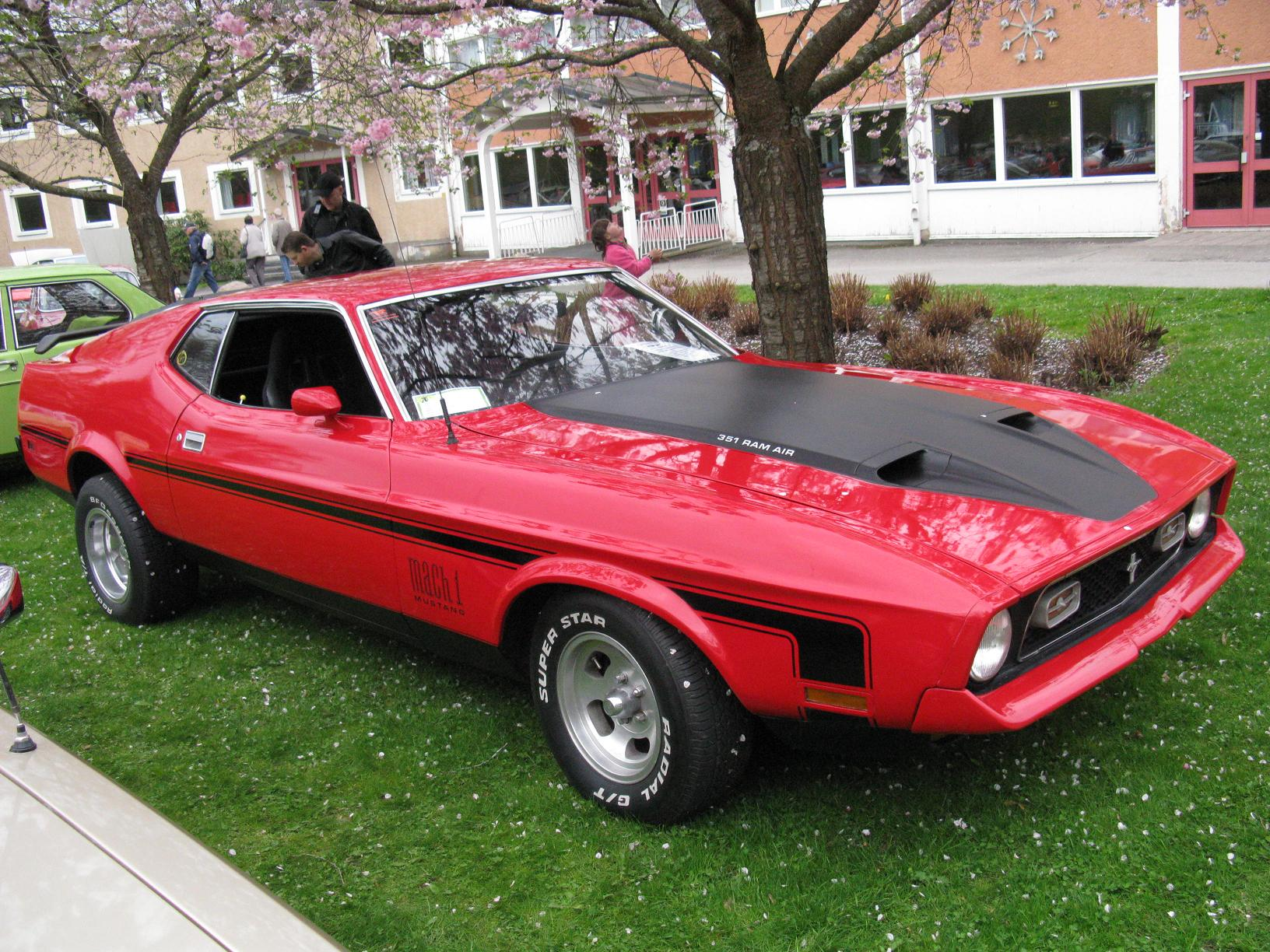 Fileford mustang mach 1 1972 4619657253 jpg