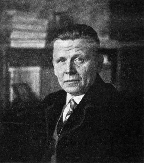 Fráňa Šrámek, cca 1926