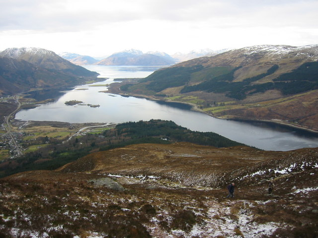 From Pap of Glencoe - geograph.org.uk - 230716