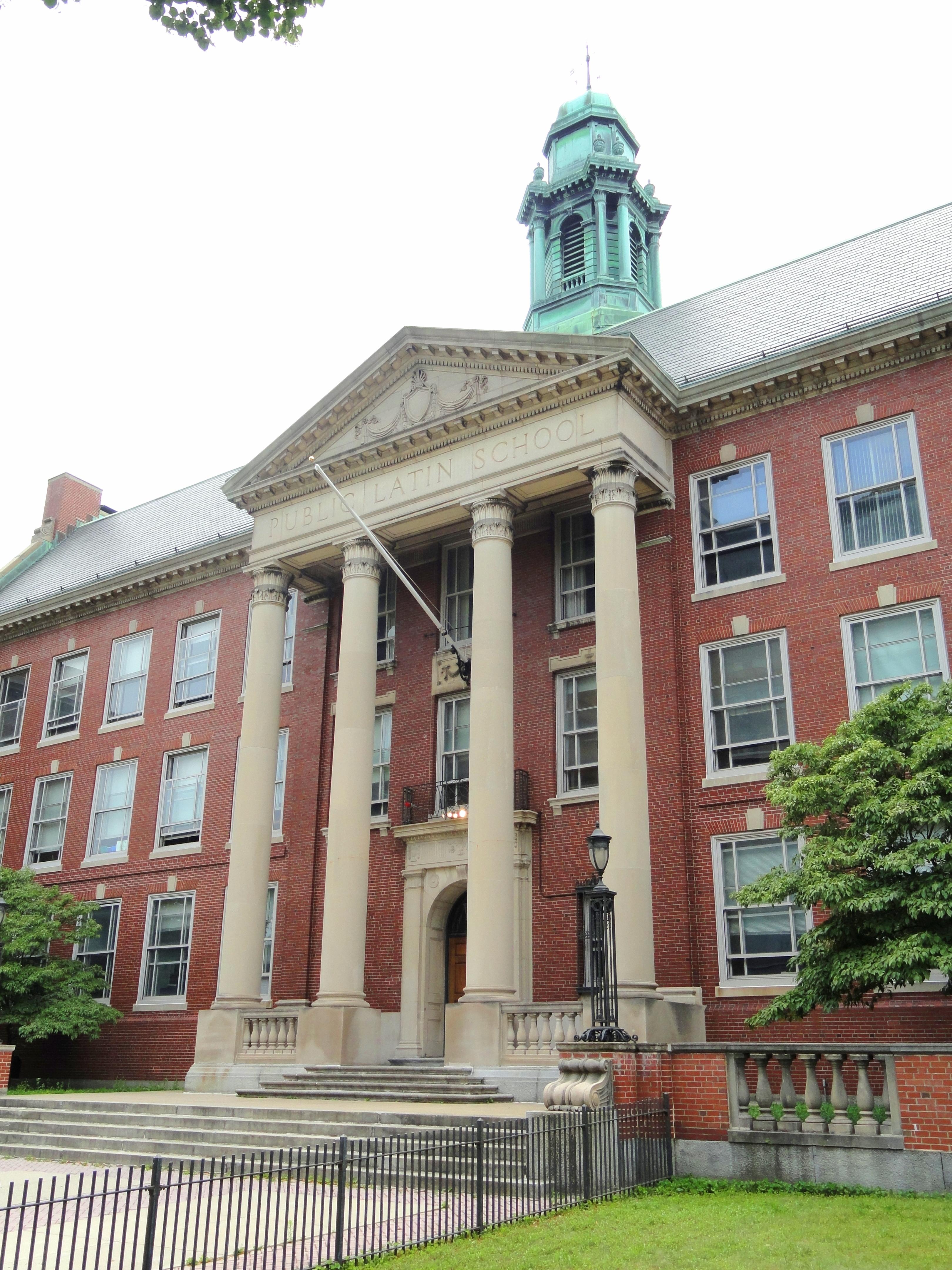 File:Front   Boston Latin School   DSC09905.JPG