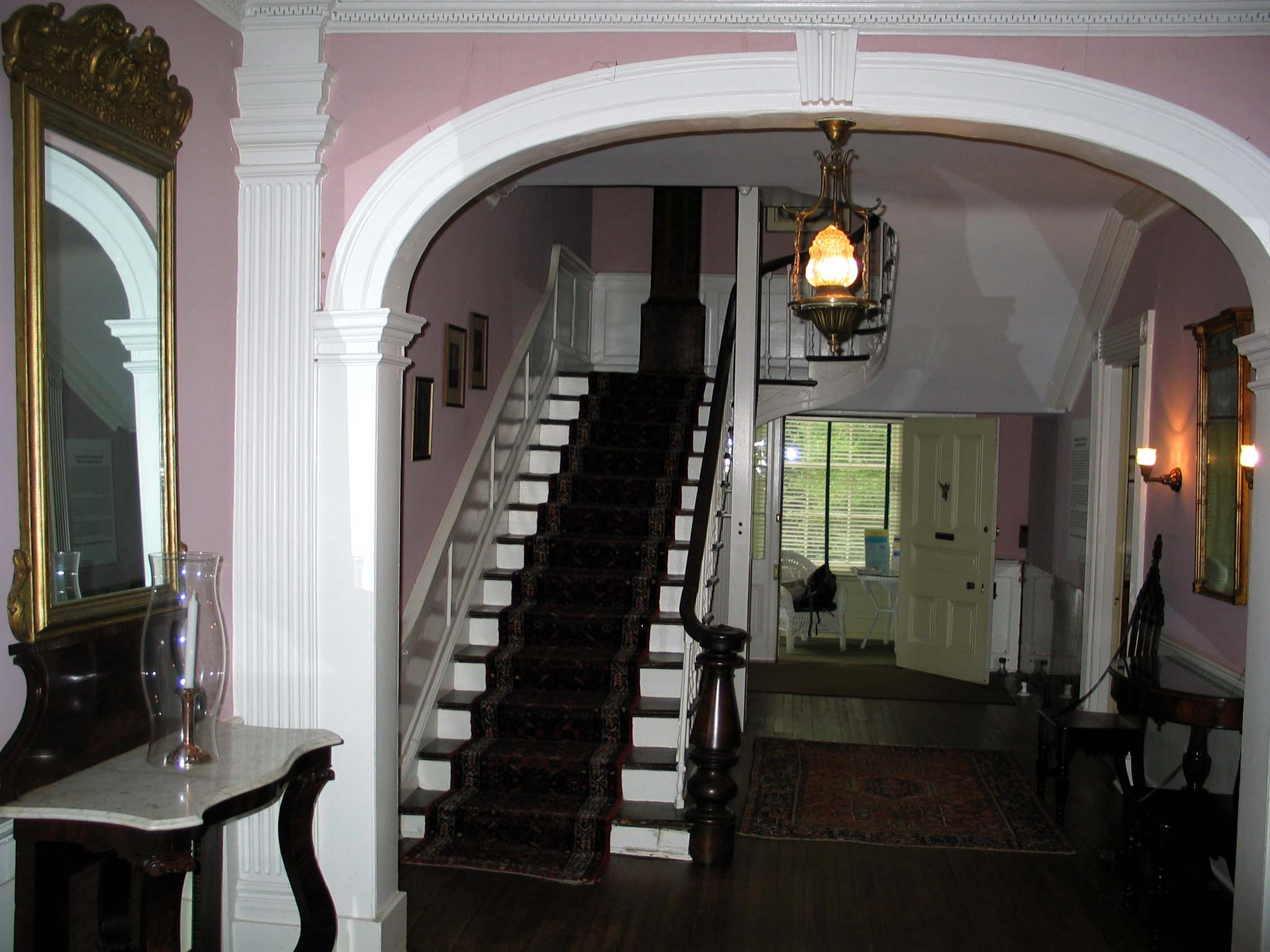 File Front Entry Way Of Lee Fendall House Jpg