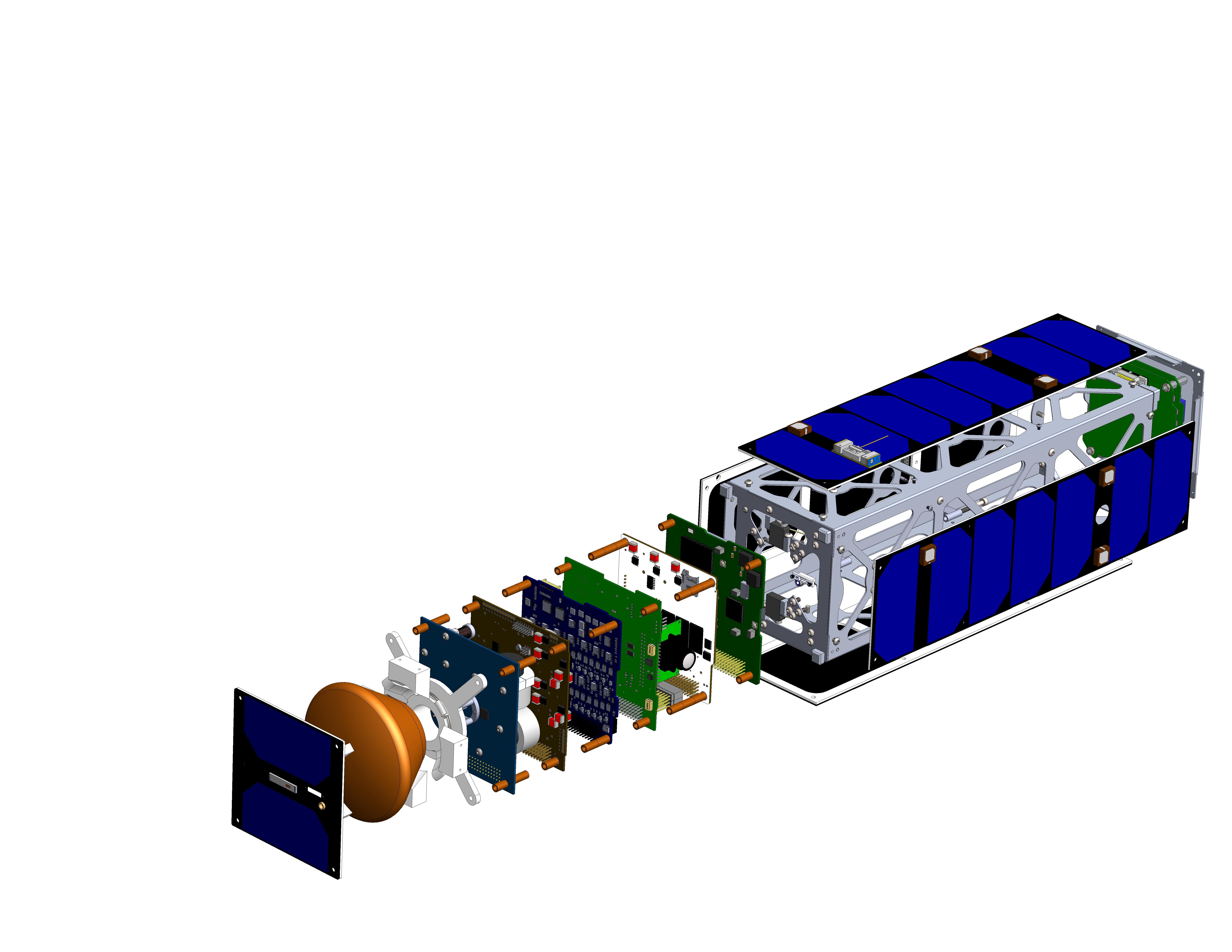 CubeSat Tables | Nanosatellite Database | Constellations