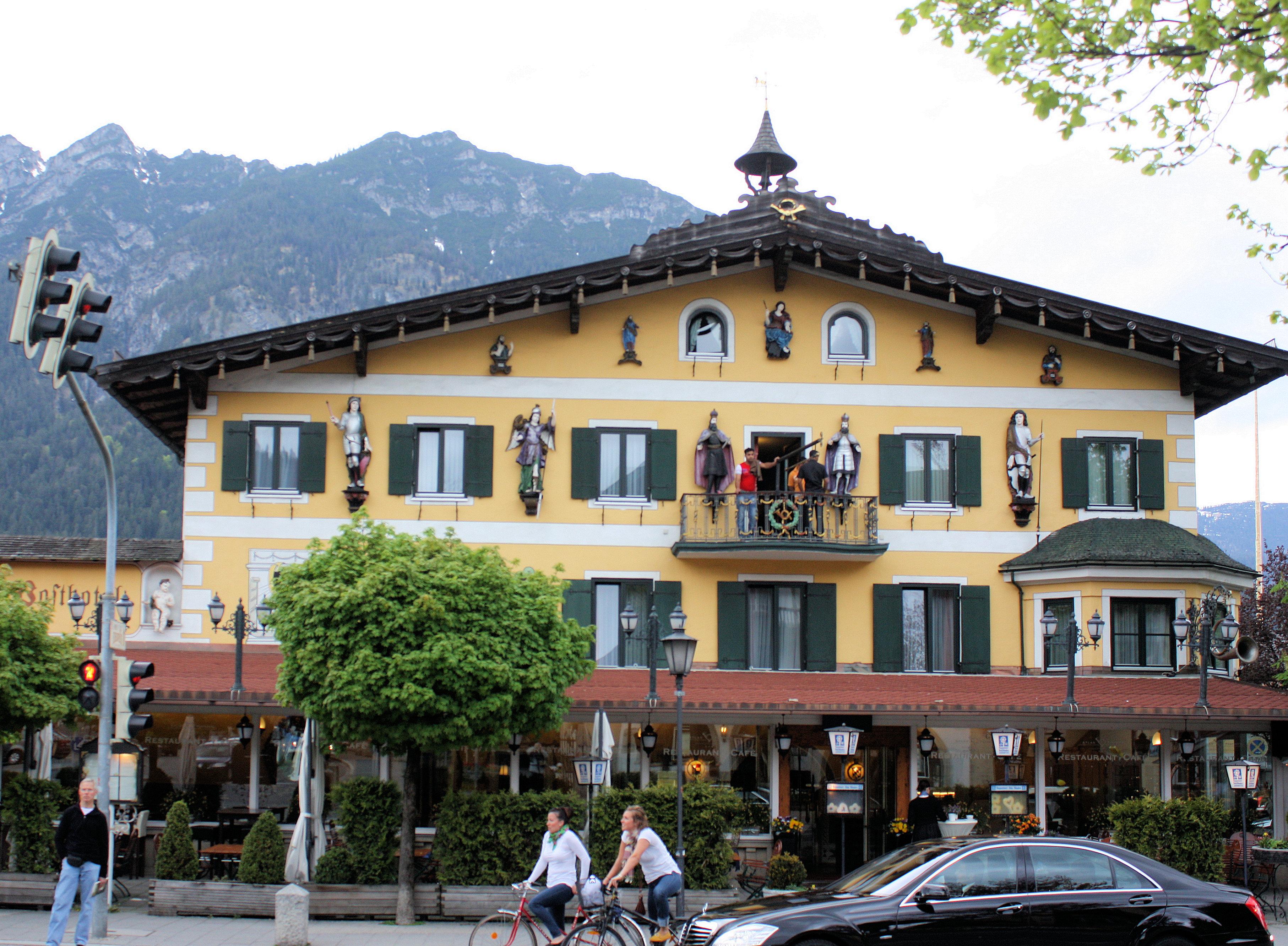 Hotel Post Garmisch Partenkirchen