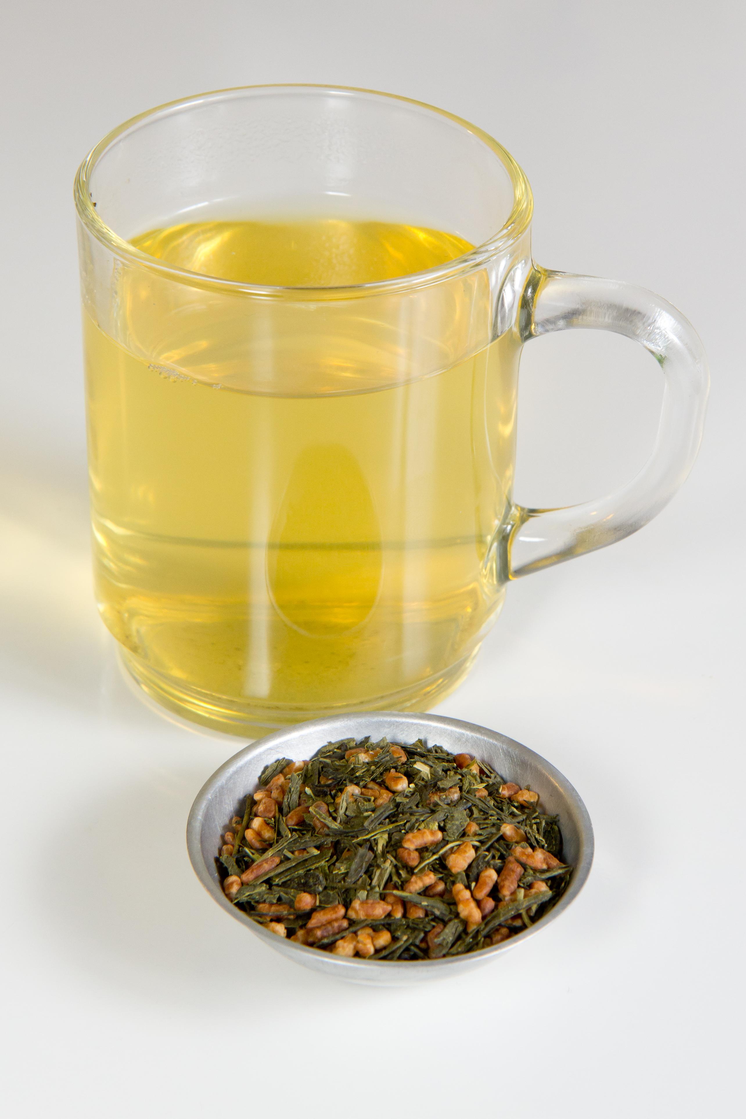 Green tea genmaicha