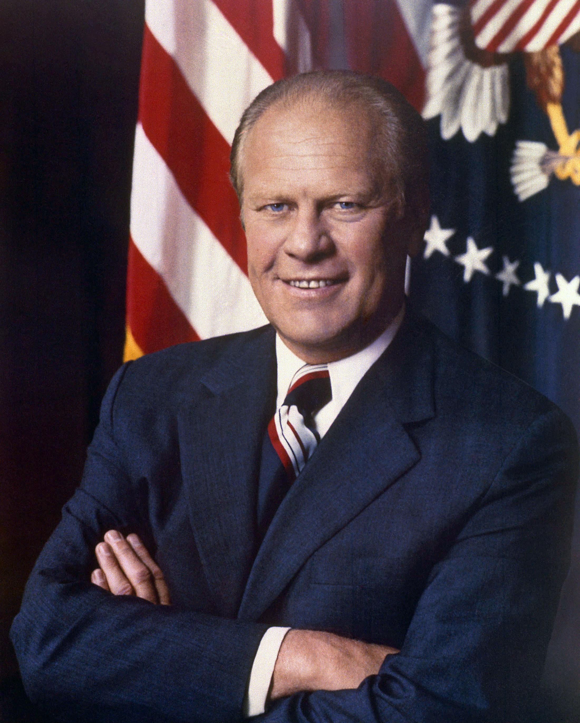Veja o que saiu no Migalhas sobre Gerald Ford