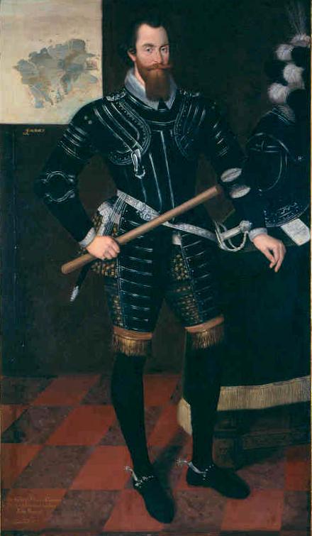 Anthony Paulet FileGheeraerts Sir Anthony Paulet 1597jpg Wikimedia Commons