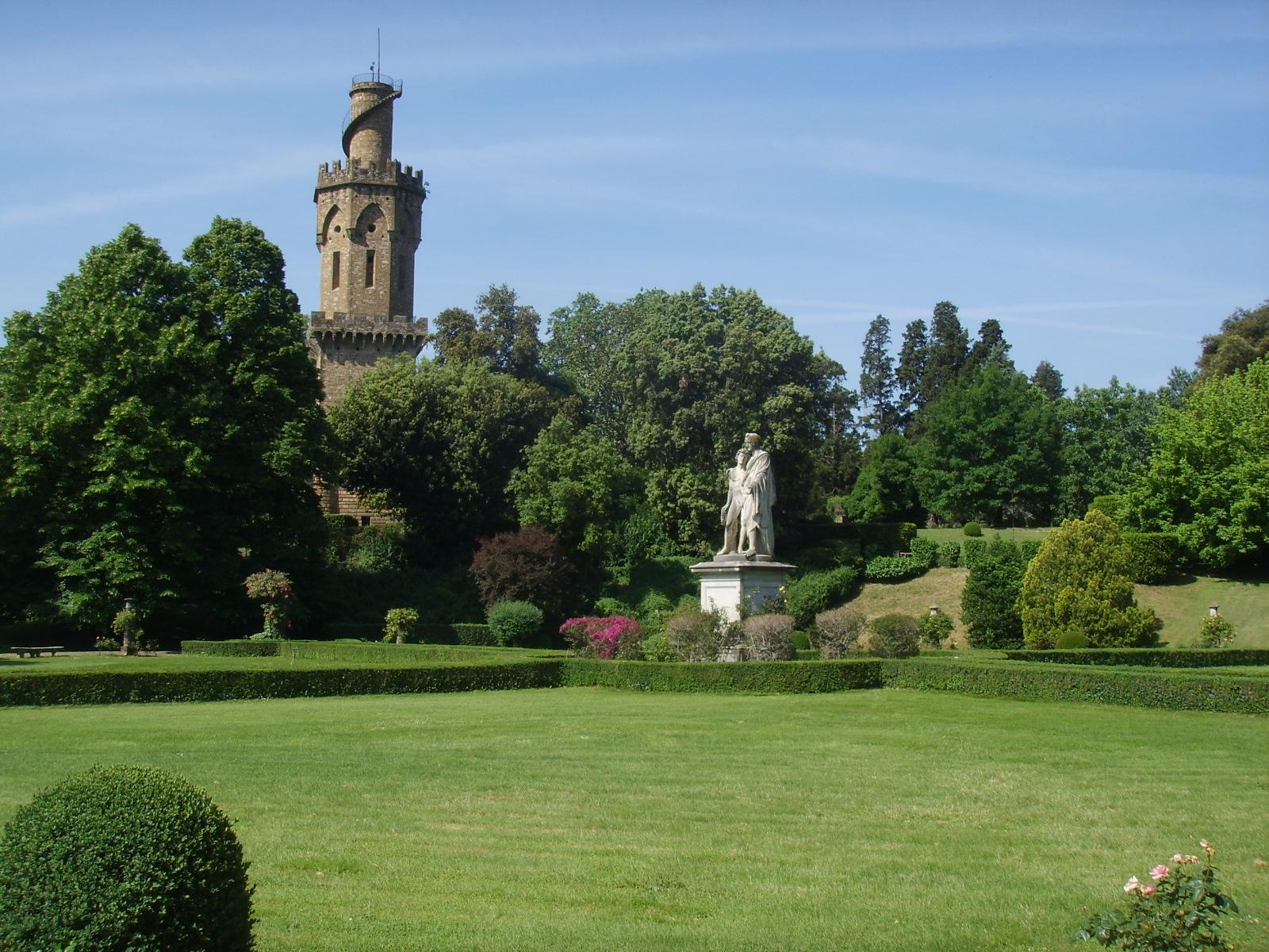 Firenze 8 giardini da visitare assolutamente te la do for Cespugli fioriti da giardino