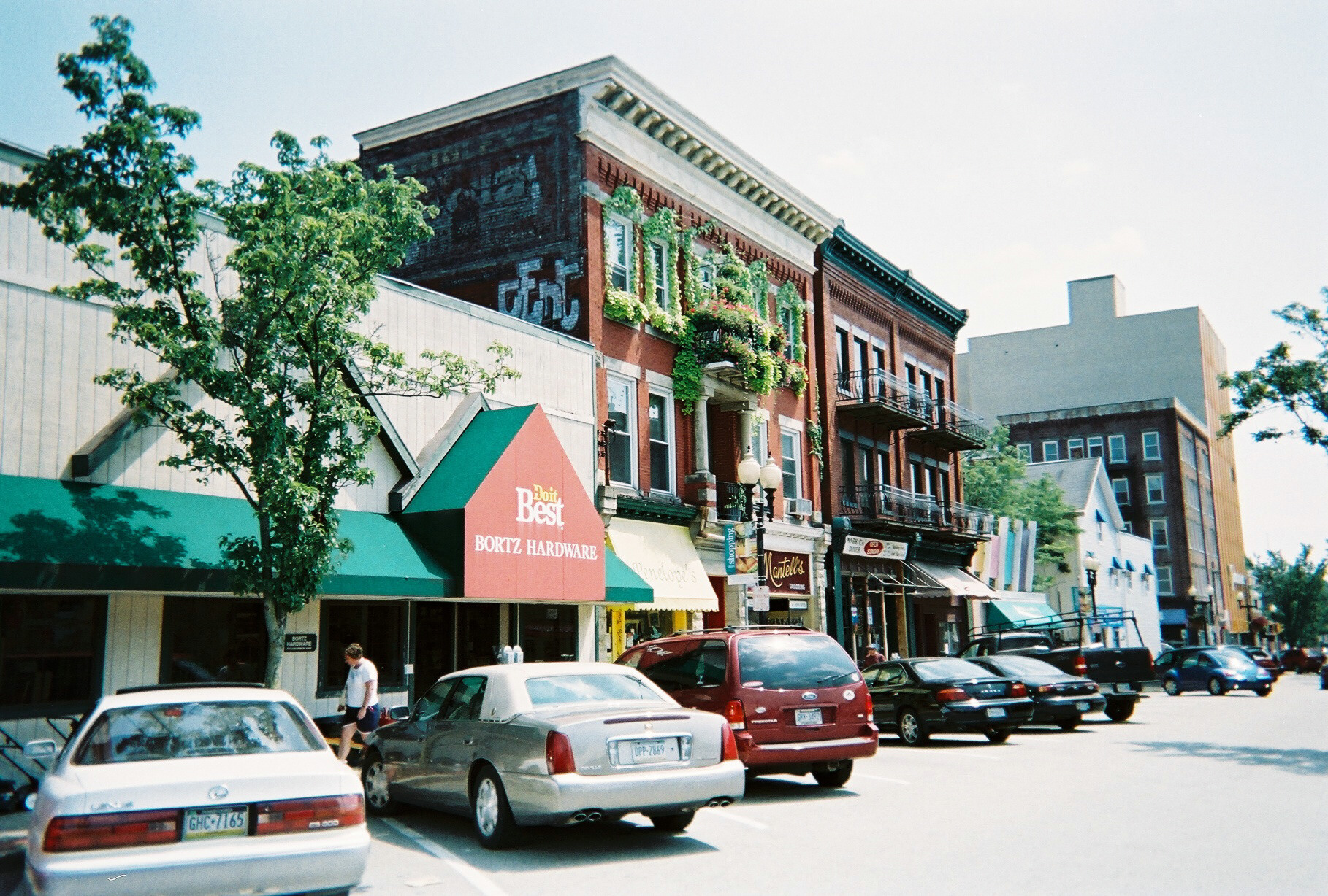 Greensburg downtown historic district greensburg for Home builders greensburg pa