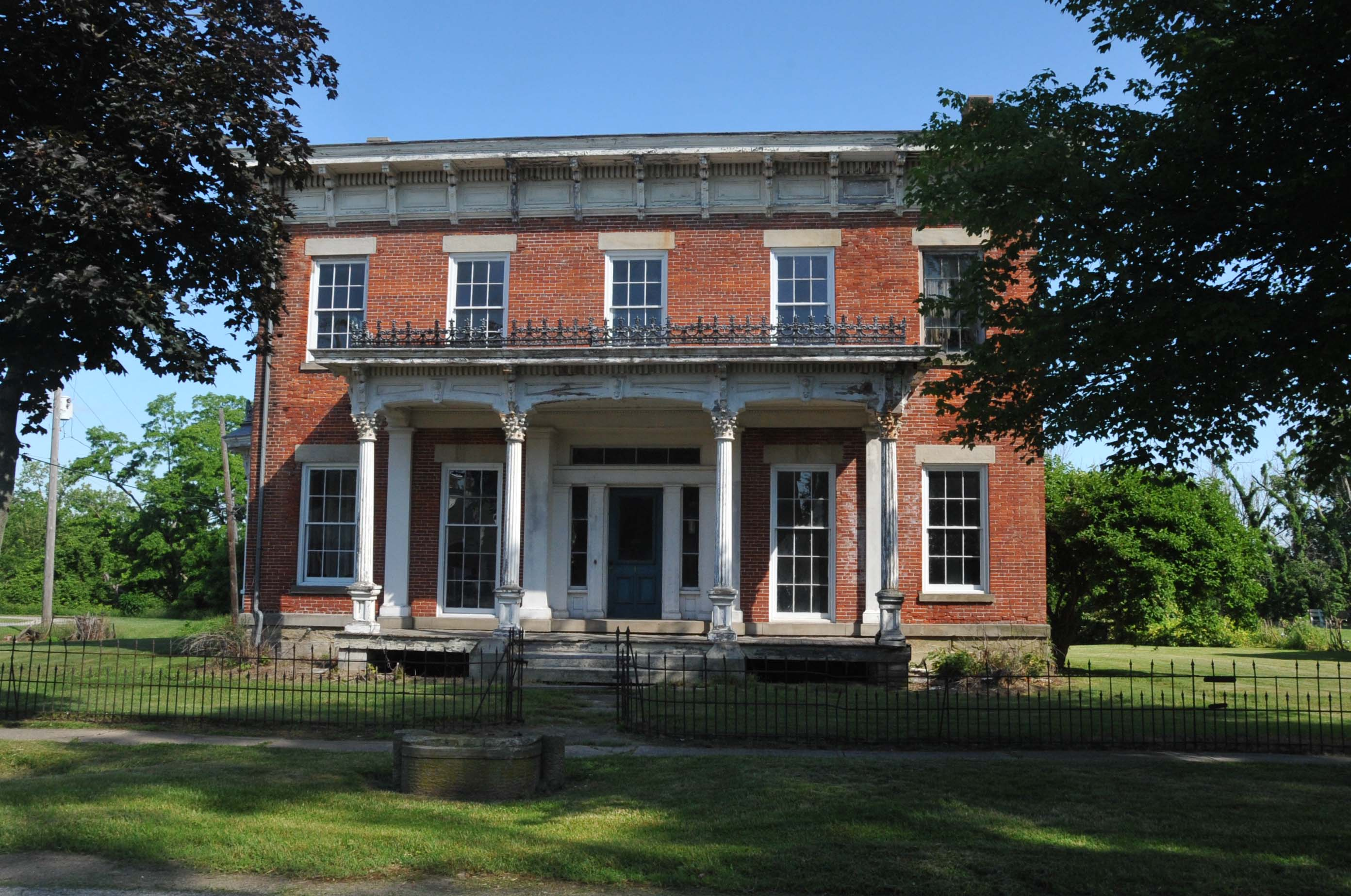 File hoag house milan historic district erie county for Building a home in ohio