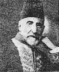 Haim Aharon Valero Palestinian Jewish banker