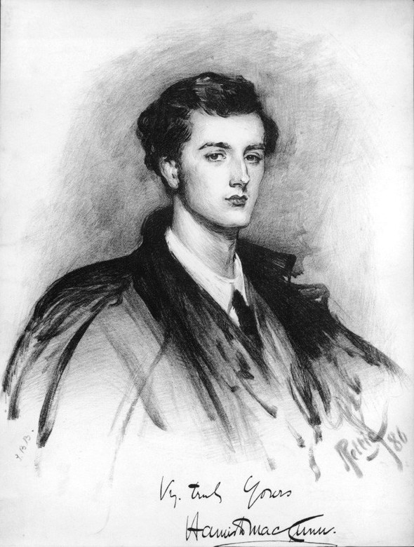 1889 portrait by [[John Pettie]]
